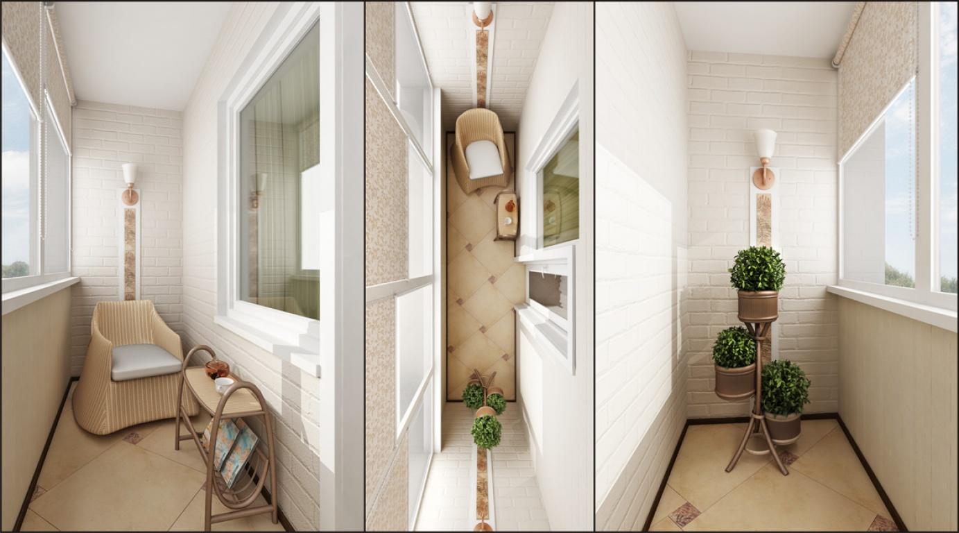 Внутренняя отделка маленького балкона дизайн.